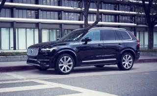 Volvo Xc90 Awd 2016 Volvo Xc90 T6 Awd Inscription Test Review Car And