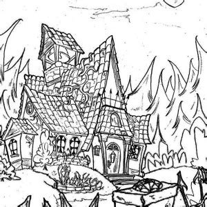 free coloring pages monster house monster house nebberer coloring pages monster best free