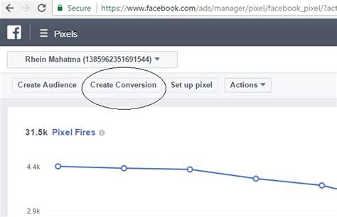 fb pixel adalah memahami 2 fitur facebook ads conversion tracking custom