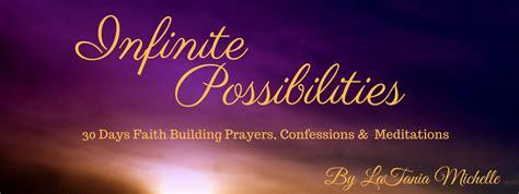 ignite your faith to defy impossibilities books infinite possibilities latania