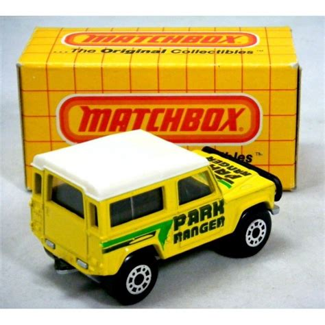 matchbox land rover matchbox land rover 90 park ranger 4x4 global diecast direct