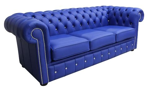 futon 3 posiciones blue leather chesterfield sofa bed infosofa co