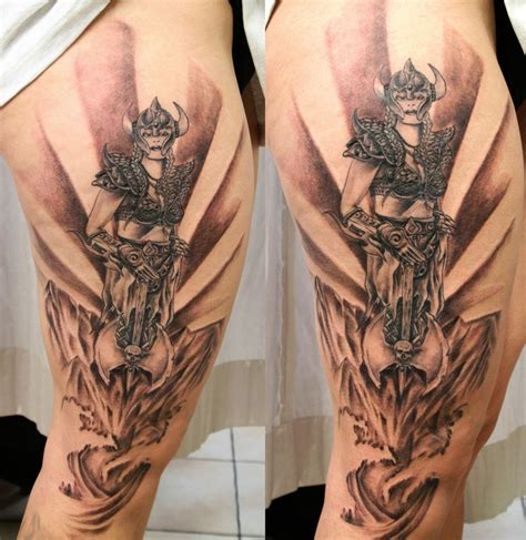 viking tattoo images amp designs