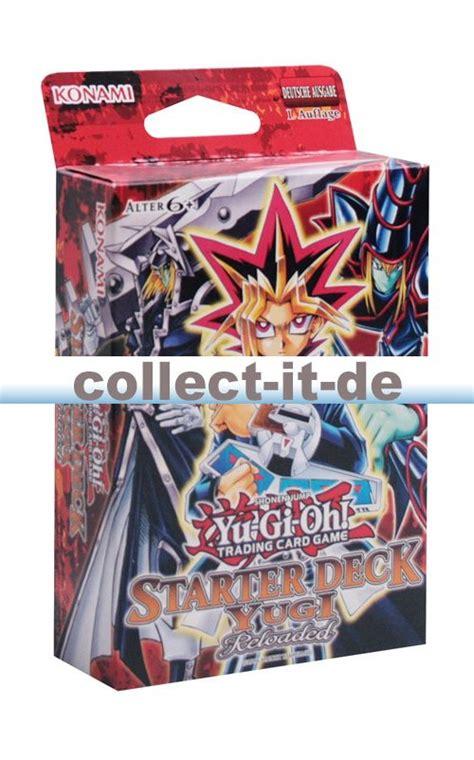 yugioh deck regeln yugioh starter deck yugi reloaded ebay
