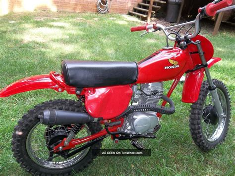 Honda Search Pin Honda Xr80 Specs Image Search Results On