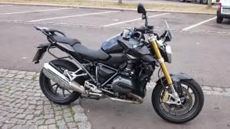 Bmw R1200r Bmw R1200r 2015 Test Ride