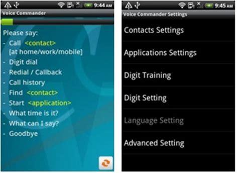 vlingo assistant apk celulares modernos maneja tu celular con la voz inteligencia artificial