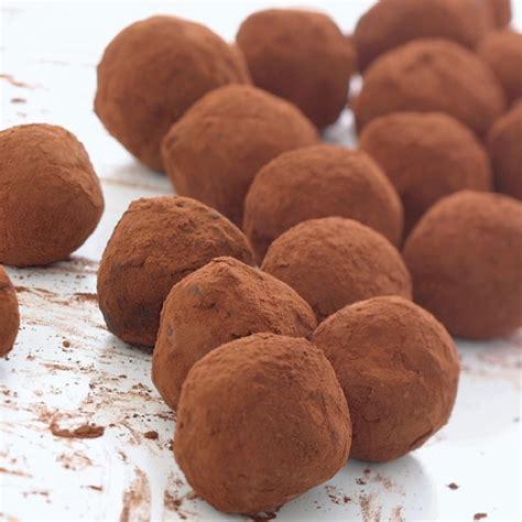 Choco Cake Truffle whiskey truffles recipes delia