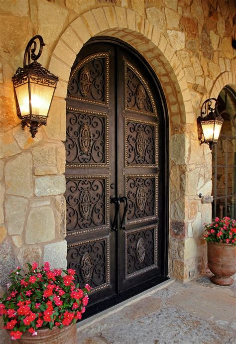 best 25 iron doors ideas on steel doors iron