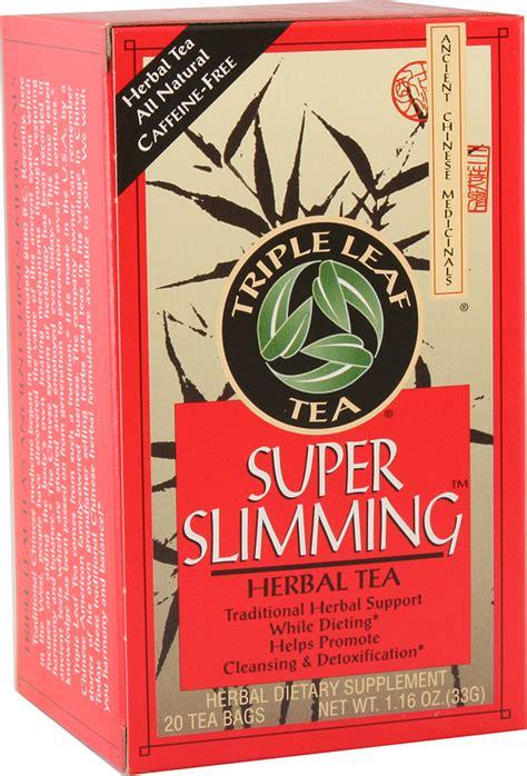 Slimming Leaf Detox Tea by Slimming Herbal Tea