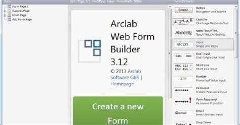 Resume Builder Version 4 3 Registration Key Arclab Web Form Builder 4 3 0 Fullserialkey99