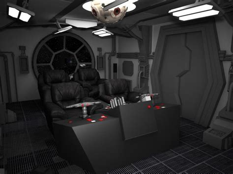 wars room wars theme home theater home theater wars theatres and cave