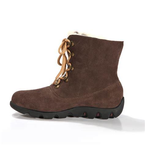 Handmade Sheepskin Boots - handmade sheepskin boots mount mercy