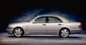 mercedes e 50 amg w210 specs 1996 1997