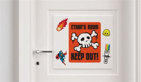 bedroom door stickers door stickers stickeryou products