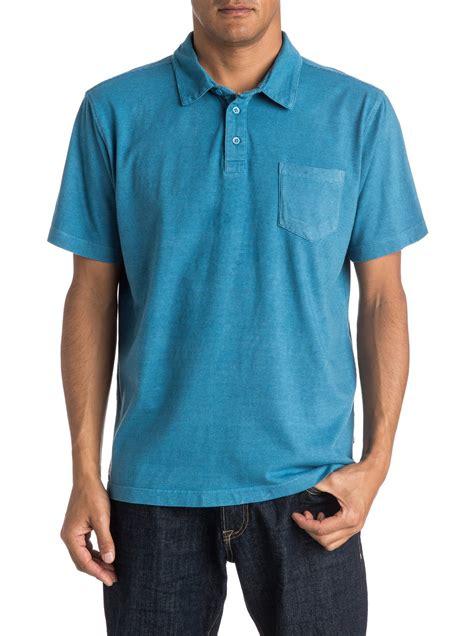 Polo Shirt Kaos Kerah Quiksilver 1 waterman strolo polo shirt aqmkt03023 quiksilver