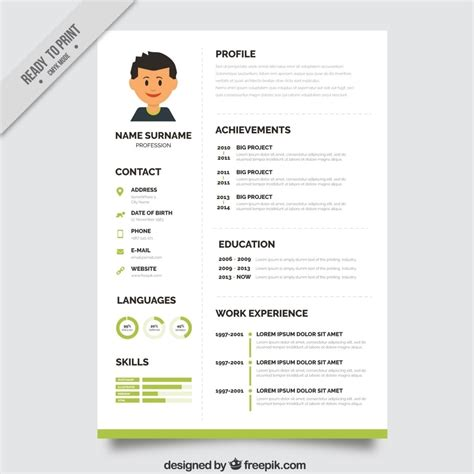 format cv word gratis cv templates free download word document c45ualwork999 org
