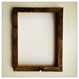 reclaimed barn wood picture frames 9 x 12 reclaimed barn wood picture frame by flyingpigframes