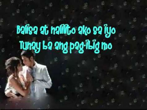 balisa macatuno fated to you ost fated to you tagalog version i him 99 times