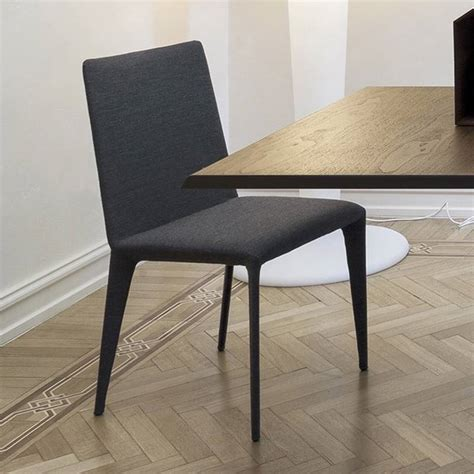 Fabric Covered Dining Room Chairs bonaldo filly up chairs leather dining room filly up