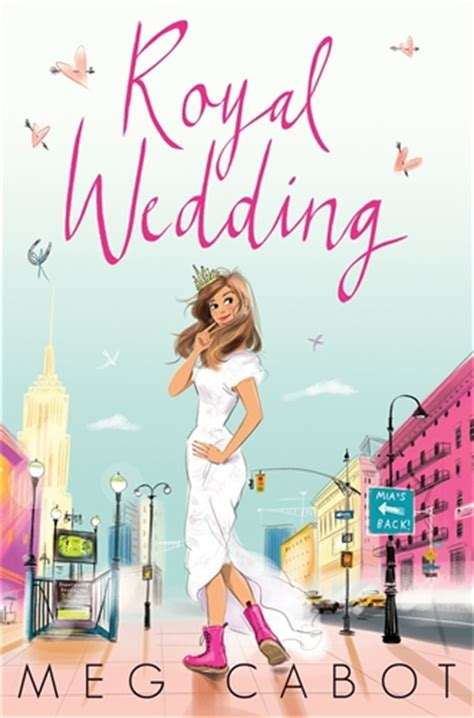 book review royal wedding the princess diaries 11 by