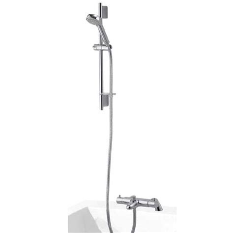 reef thermostatic bath shower mixer aqualisa midas 200 bath shower mixer with slide rail kit