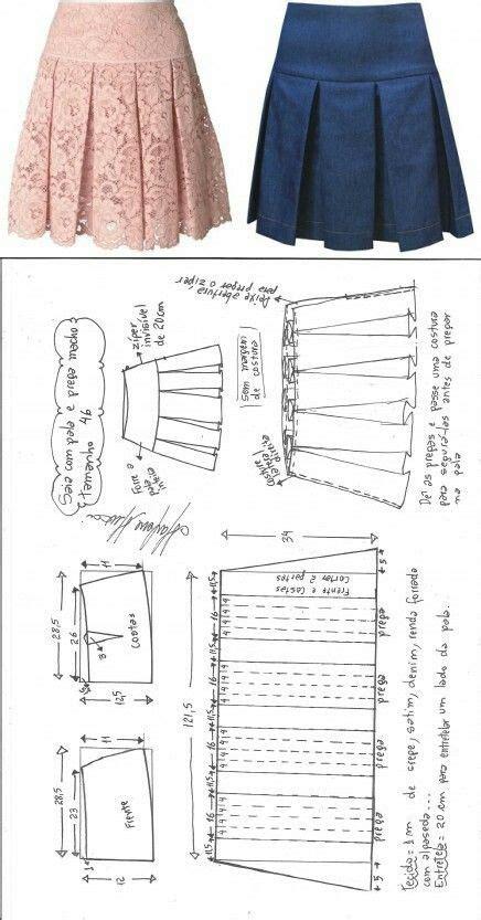 Pattern Pleated Skirt 25 best ideas about pleated skirt pattern on