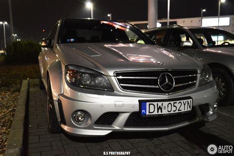 Kleemann Mercedes For Sale Mercedes Kleemann C 63 Amg 12 November 2016
