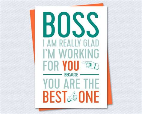 printable birthday cards boss printable card working for best boss instant pdf