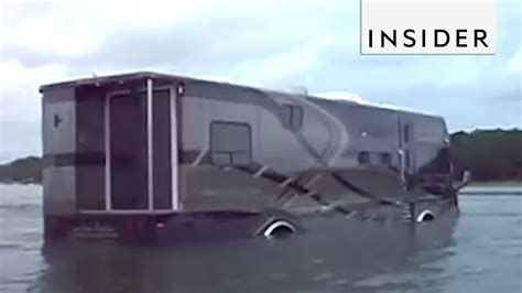 boat and rv the rv boat and other floating vehicles youtube