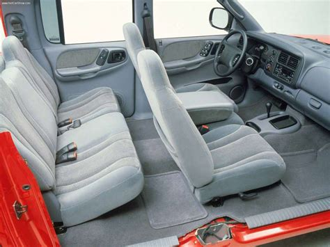 2000 Dodge Dakota Interior by Dodge Dakota Cab 2000 Picture 15 800x600