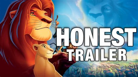 film lion trailer honest movie trailers the lion king by screen junkies