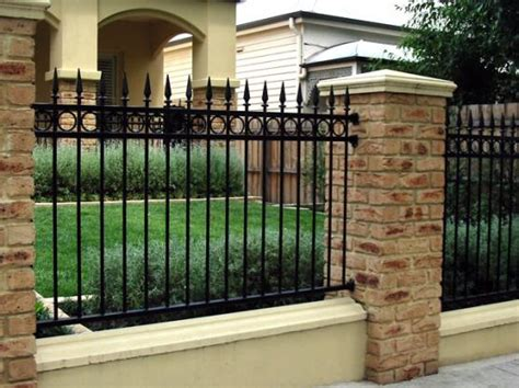 house fence and gate designs top 7 garden fencing ideas