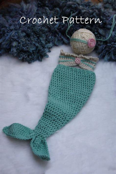 crochet mermaid pattern on pinterest crochet mermaid free crochet pattern for newborn mermaid cocoon dancox for