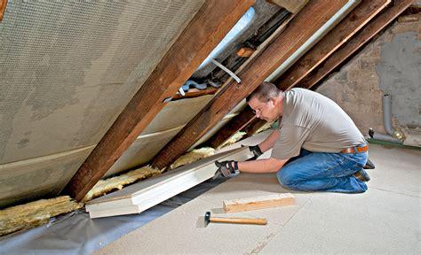 decke dämmen dachbodend 228 mmung dachausbau selbst de