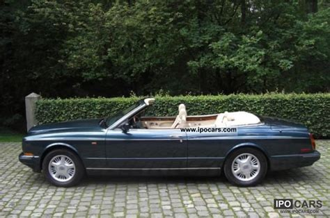 1997 bentley azure 1997 bentley azure car photo and specs