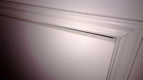 bedroom door frame how do i fix interior and exterior doors that do not close properly home