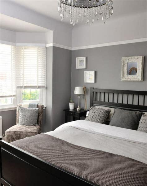 schlafzimmer ideen graues bett lavendelfarbene wand 1001 ideen f 252 r schlafzimmer grau gestalten zum entlehnen