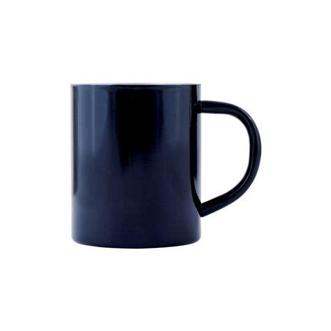 Mug Wall Stainless Steel Coloured Wall Mug Branded
