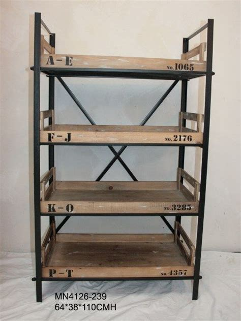 wood and metal shelves industrial metal and wood shelving recipes for food including cooking tips at