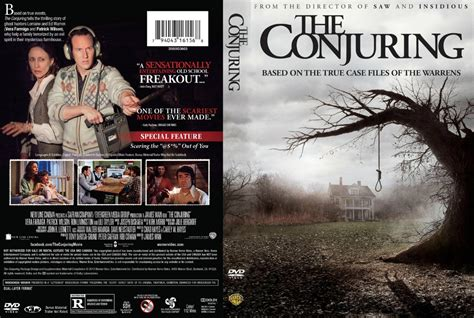 Dvd The Conjuring 2 the conjuring dvd scanned covers the conjuring