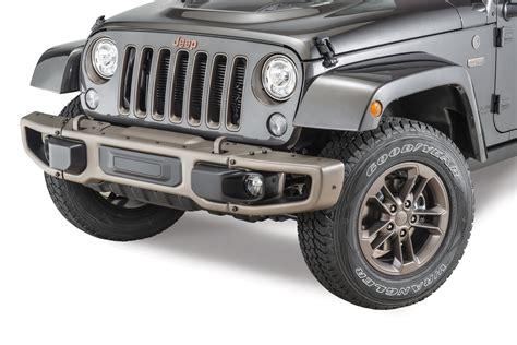bronze jeep mopar 5yw74ntzaa 75th anniversary wheel in bronze for 07