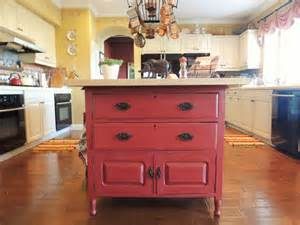 1920 s vintage repurposed kitchen island by