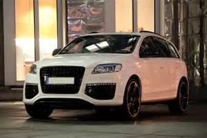 How Is The Audi Q7 Audi Q7 Tuning Car Tuning