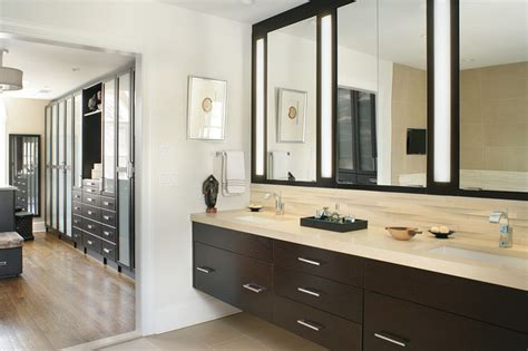 Decorating New House On A Budget Modern Master Bath And Dressing Room Contemporary
