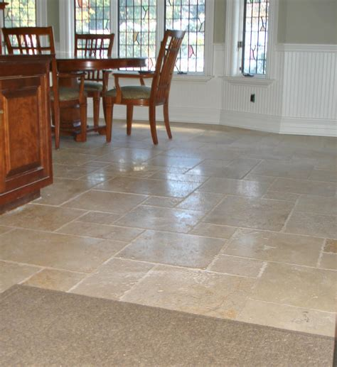 Tiles For Kitchen Floor Kitchen Floor Tile Designs For A Warm Kitchen To Traba Homes