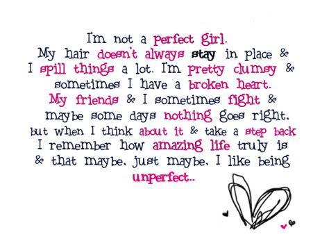 all graphics quotes graphic i m not perfect girl