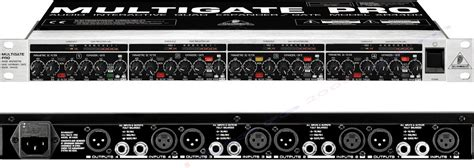 Multi Gate behringer multigate pro xr4400 image 892069 audiofanzine