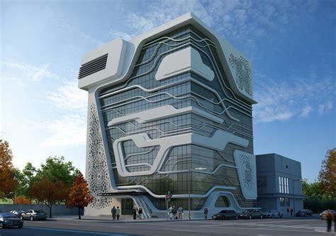 qazvin gas company office building iran 3 e architect qazvin gas company office building iran 5 e architect