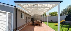 Gable Roof Pergola by Gable Pergola Softwoods